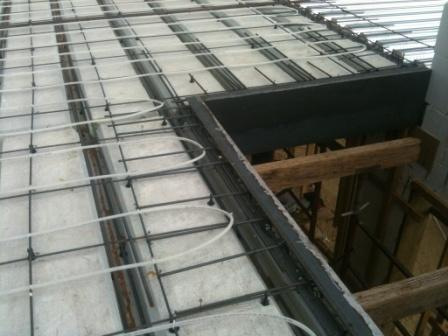 Radiant heat - clean, quiet, comfortable and energy efficient.