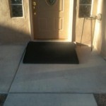 accessible home wheelchair ramp