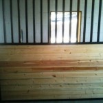 custom stall doors