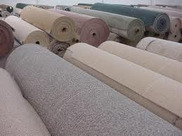 selection of carpet