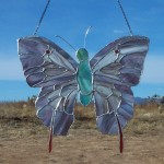 stained glass butterfly 2